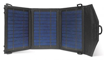 Instapark® 10 Watt Solar Panel Portable Solar Charger