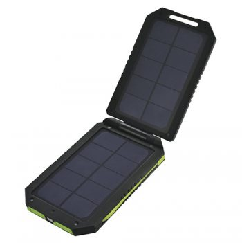 Cobra Electronics CPP 300 SP Dual Panel Solar USB Charger