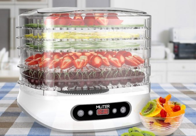 Food Dehydrator for fruits