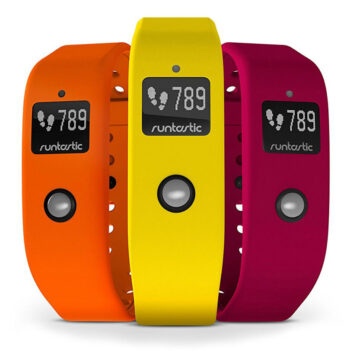 runtastic colorband fitnes tracker