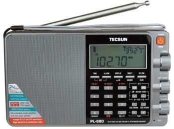Tecsun PL880 Digital Radio