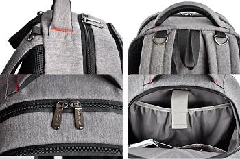 Abonnyc Diaper Bag