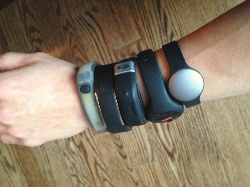 Best activity trackers on the hand