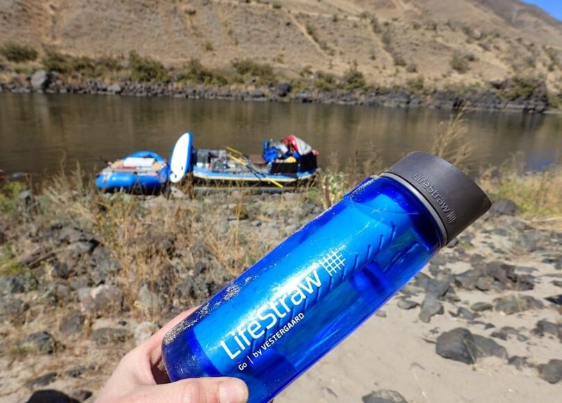 Alternatives to the LifeStraw personal filter