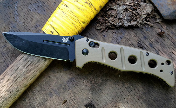 Image showing benchmade-Pocket-Knives-for-EDC