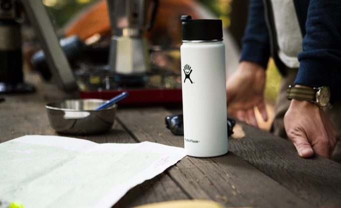 Vacuum Insulated Water bottle
