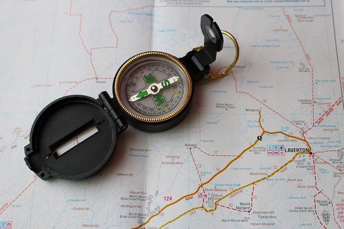 Black-compass-on-map-680x453