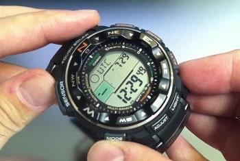 Casio Men's PRW-2500 Pro Trek