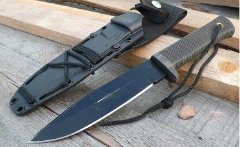 Cold Steel 3V SRK fixed 6-inch Blade Knife