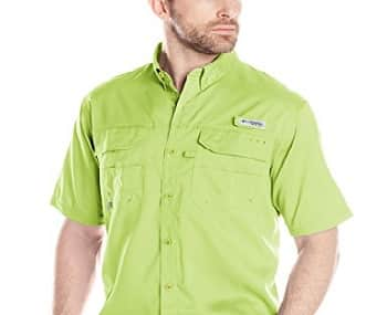 Columbia Sportswear Blood and Guts III Short-Sleeve Woven Shirt