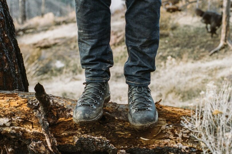 Tall hiking boots for women 2017 ( photo )