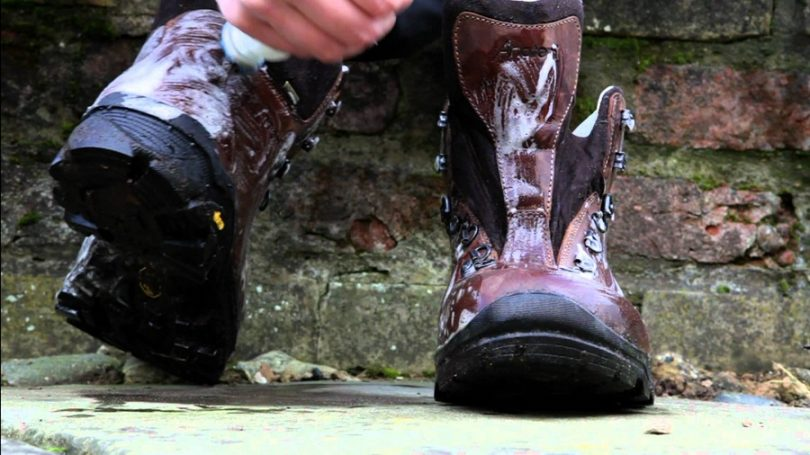 diy proofing your boots
