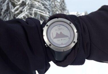 Gps Measurement Navigation Height Elevation Profile