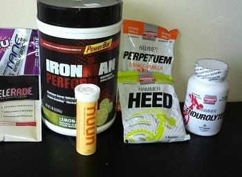 Hammer Gel Nutrition Heed Sports Energy Drink