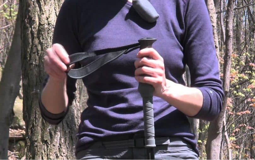 hiking poles wrist straps