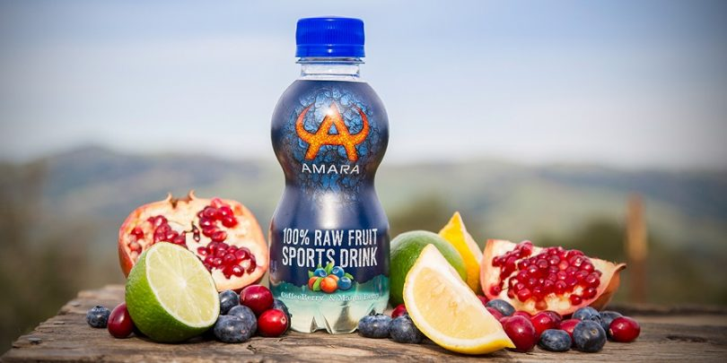Amara hydration drink calories