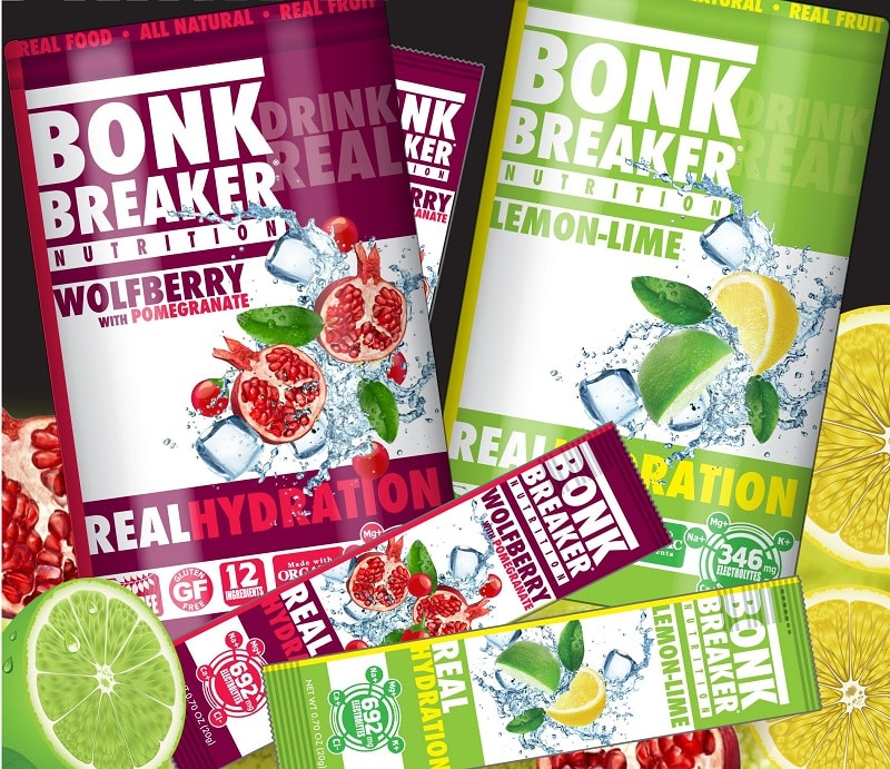 Bonk hydration drink ingredients
