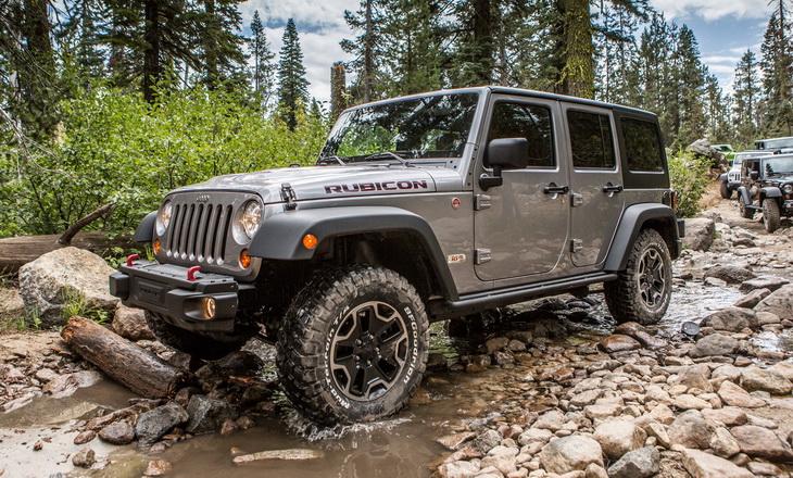 Jeep Wrangler Rubicon Unlimited 2016