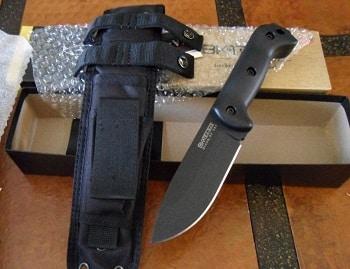 KA-BAR BK-22 Companion Fixed Blade Knife