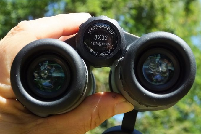 binoculars magnification info