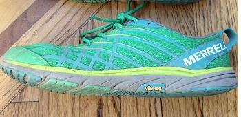 Merrell Women's Bare Access Arc 3 Trail Shoe