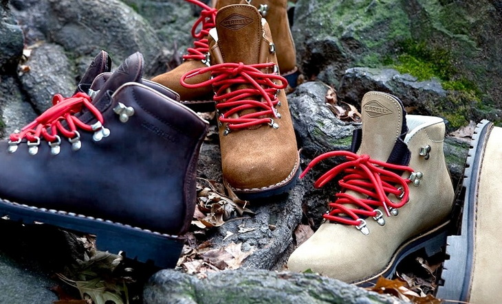 Image presenting the Merrell-hiking-boots