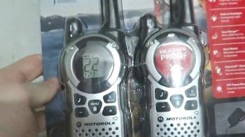 Motorola MT352R FRS Weatherproof Two-way
