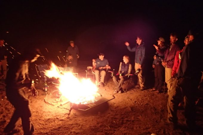 camp fire fun