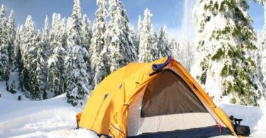 Plan your winter camping trip