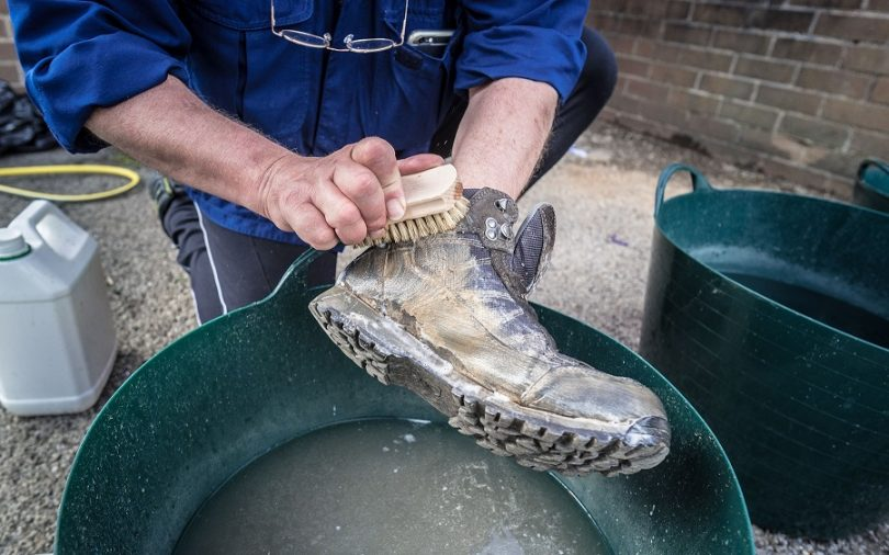 reproofing your boots