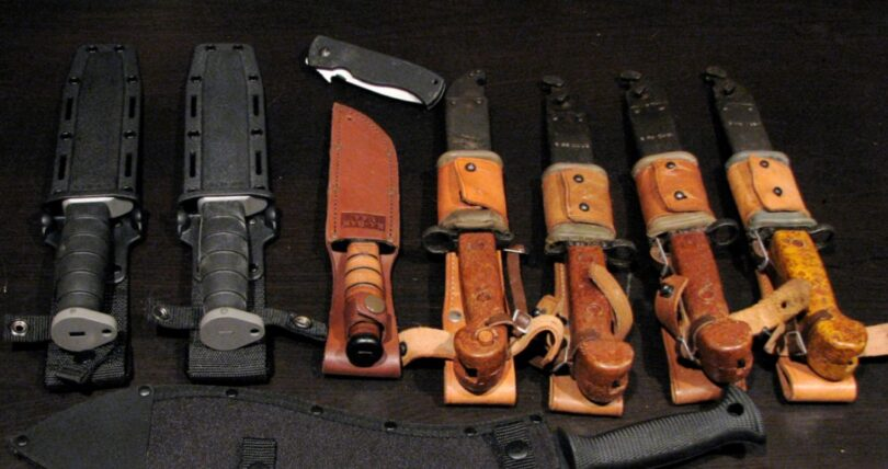 survival knifes
