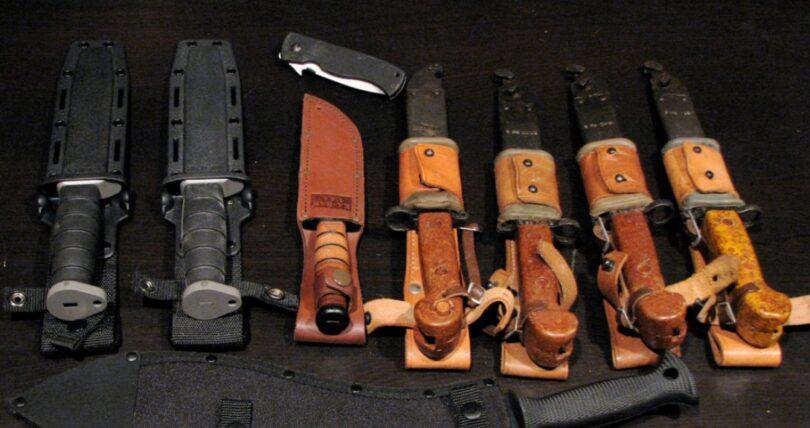 survival knifes