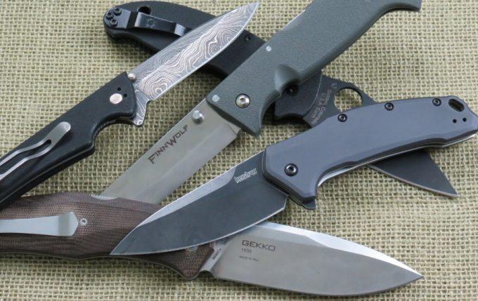 pocket knifes