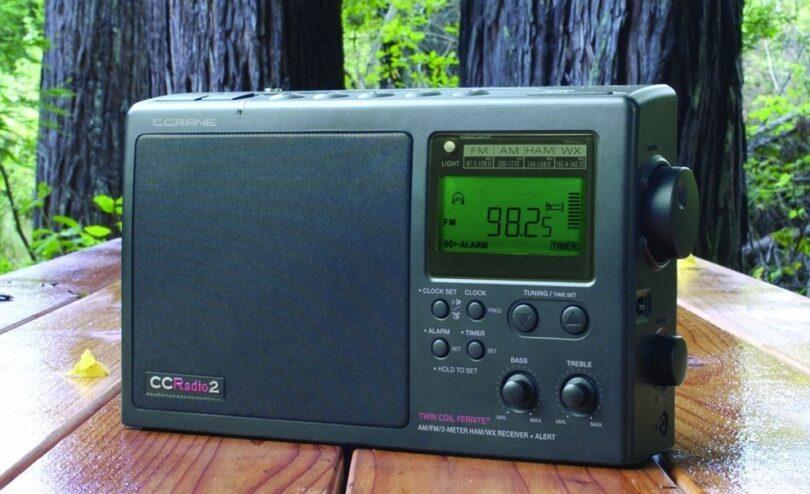 emergency radio future