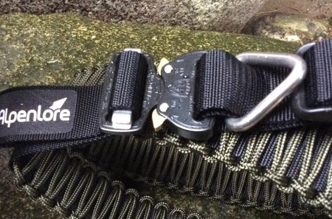 Paracord Survival Belt: Beating All the Odds