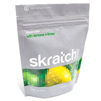 Skratch Labs Exercise Hydration Mix - 1lb Bag