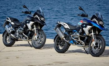 The BMW R 1200 GS