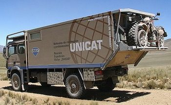 The UNICAT RV