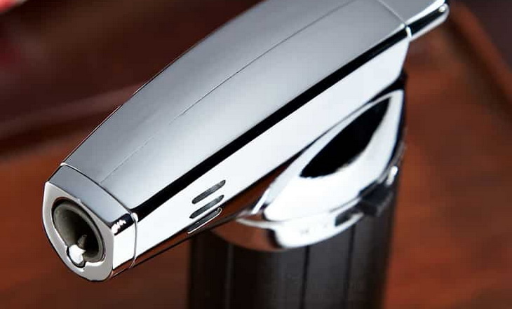 Close-up image of Torch-Lighter