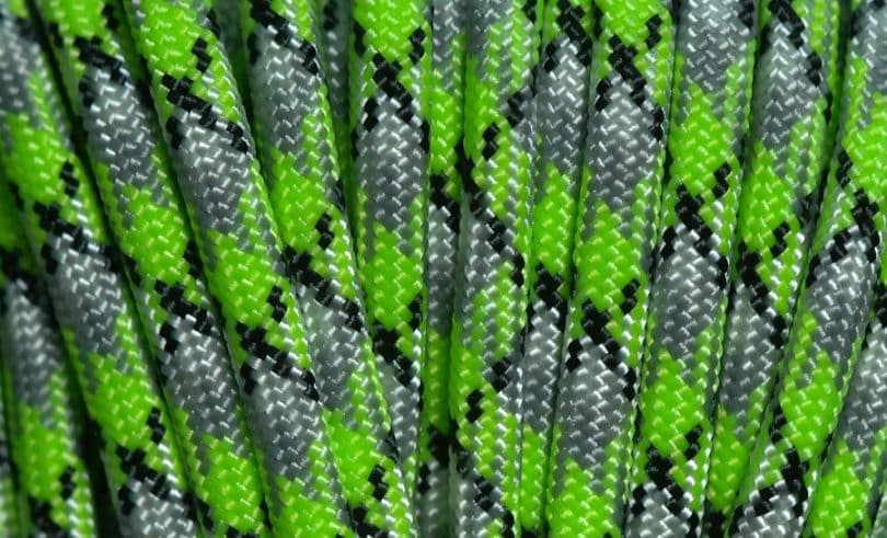 unique color and style of paracord