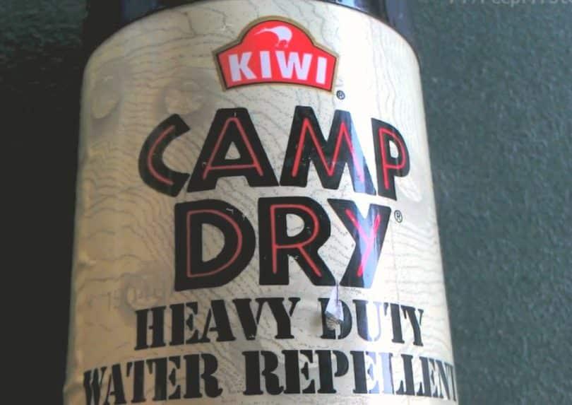 using waterproofing sprays