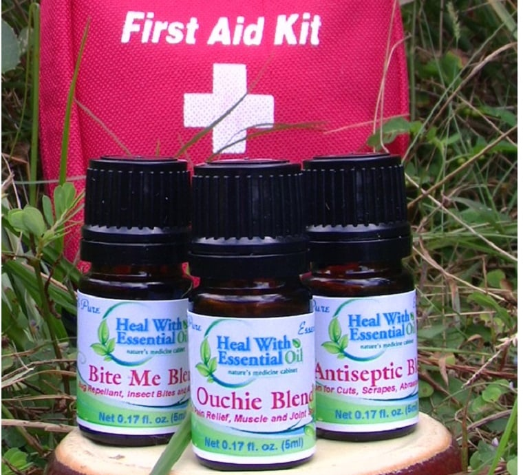 which essential oils should you keep in your first aid kit