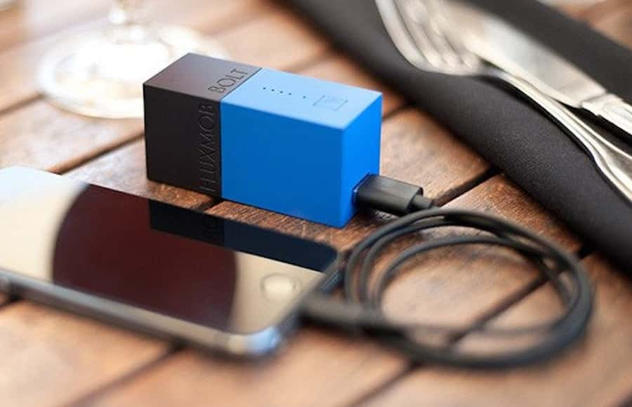 bolt portable battery charger