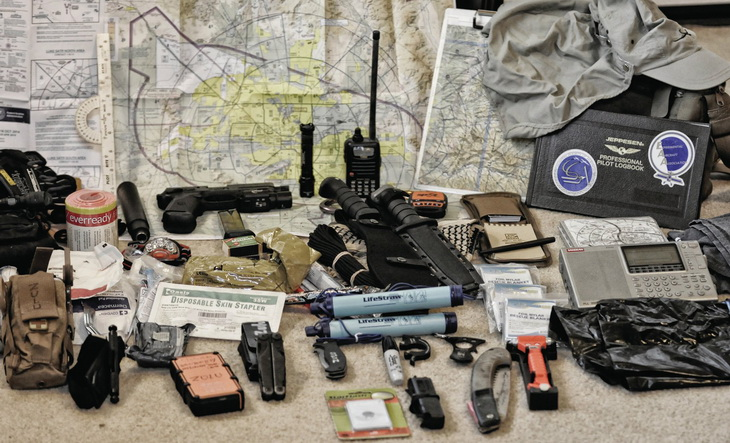 Survival stuff to have in a bug out bag