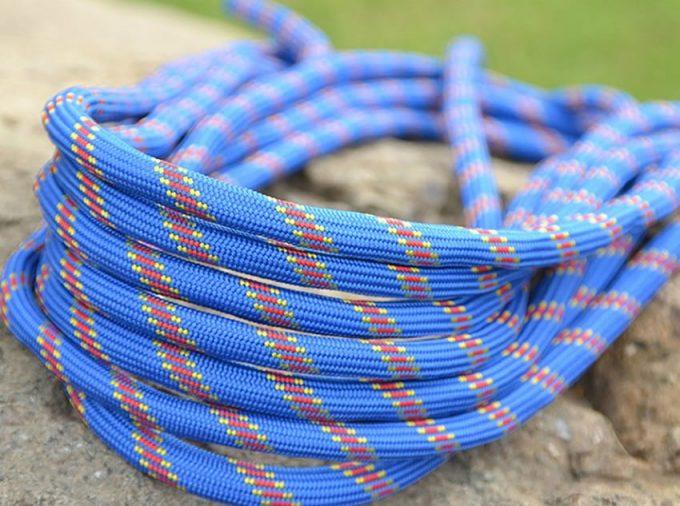 climbing rope ticker diameter