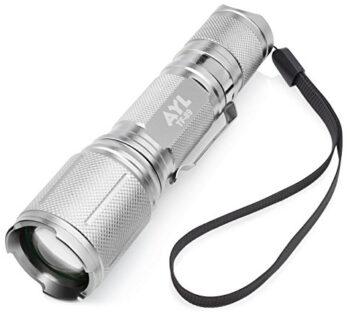 cree tactical flashlight