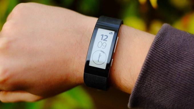 design of fitnes tracker