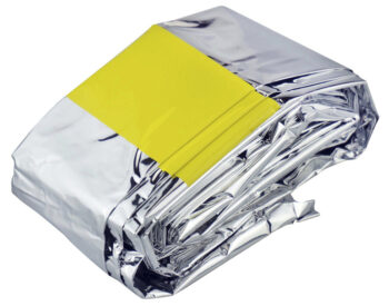 Emergency Survival Mylar Sleeping Blanket