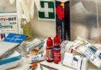 Necessary hiking first aid kit items