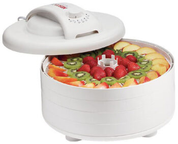 nesco fd-60 food dehydrator